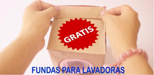LAVADORAS FUNDAS GRATIS SERVICIO TÉCNICO LAVADORAS